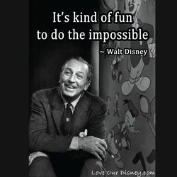Walt Disney Fun Impossible Dr Lori Todd